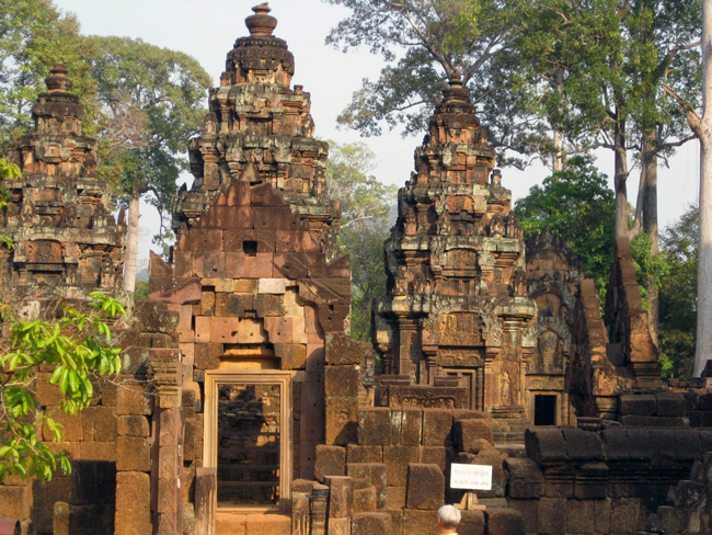banteay srei banteay srei cambodia